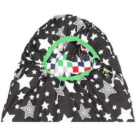 Outwell Kids Batboy - Sacos de dormir Niños - verde/negro